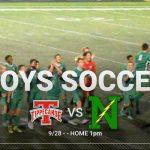 Boys Soccer vs Tipp City