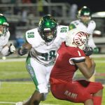Huguely scores winning TD in final seconds as Trotwood stuns Northmont