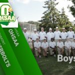 Boys Golf at OHSAA Sectional