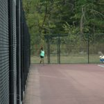 Tennis vs Milton Union