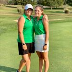 Lady Bolts Golf Senior Night
