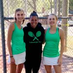 District Tennis — Ferrell/Smith earns 3rd seed