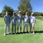 Boys Varsity Golf finishes 14th place at Districts (16 Teams)