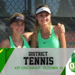 District Tennis 10/10 at Mason