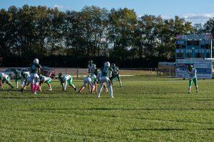 Freshman Football vs Badin October 17