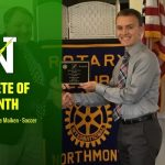 Rotary Athlete of the Month – Luke Maiken