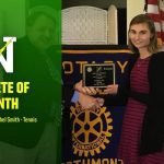 Rotary Athlete of the Month – Rachel Smith