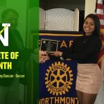 Rotary Athlete of the Month – Sydney Duncan