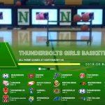2019-20 Girls Basketball Schedule