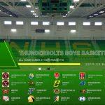 2019-20 Boys Basketball Schedule