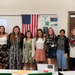 2019 Lady Bolt Golf Season in Review