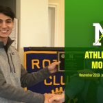 Rotary Athlete of the Month – Justus Thomas