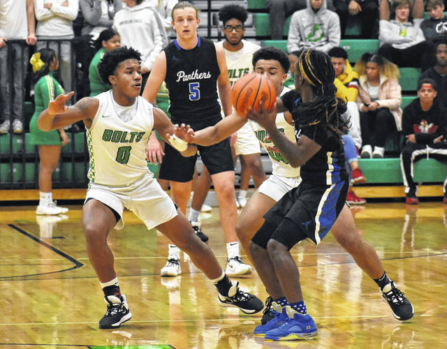 Bolts start slow in victory over 'Boro