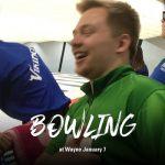 Bowling at Wayne