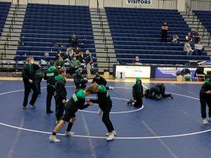 Varsity Wrestling Fairmont Duals Photo Gallery 1/11/20