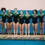 Girls Gymnastics CCD Invitational
