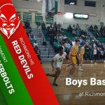 Boys BB at Richmond
