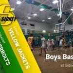 Boys BB at Sidney