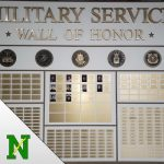 Military Wall Dedication and Appreciation Night