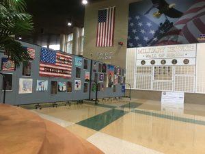 Military Wall Dedication 2020