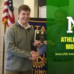 Rotary Athlete of the Month – Andrew White