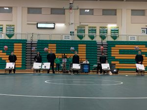 Varsity Wrestling Senior Night Photo Gallery 2/6/20