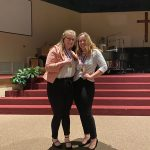 Two Northmont DECA Members punch ticket to International Career Development Conference