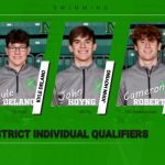 Swimming District Qualifiers