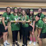 Northmont ⚡ Girls Varsity Bowling finish 2nd at GWOC Tournament