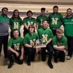 Boys Varsity Bowling finishes 5th at GWOC Tournament