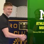Rotary Athlete of the Month – Andrew Knick