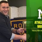 Rotary Athlete of the Month – Seth Frantz