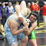Five T'bolt wrestlers advance to district