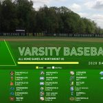 2020 Baseball Schedule