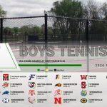 Boys Tennis 2020 Schedule