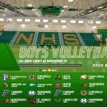 Boys VB Schedule 2020