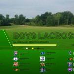 Boys Lacrosse 2020