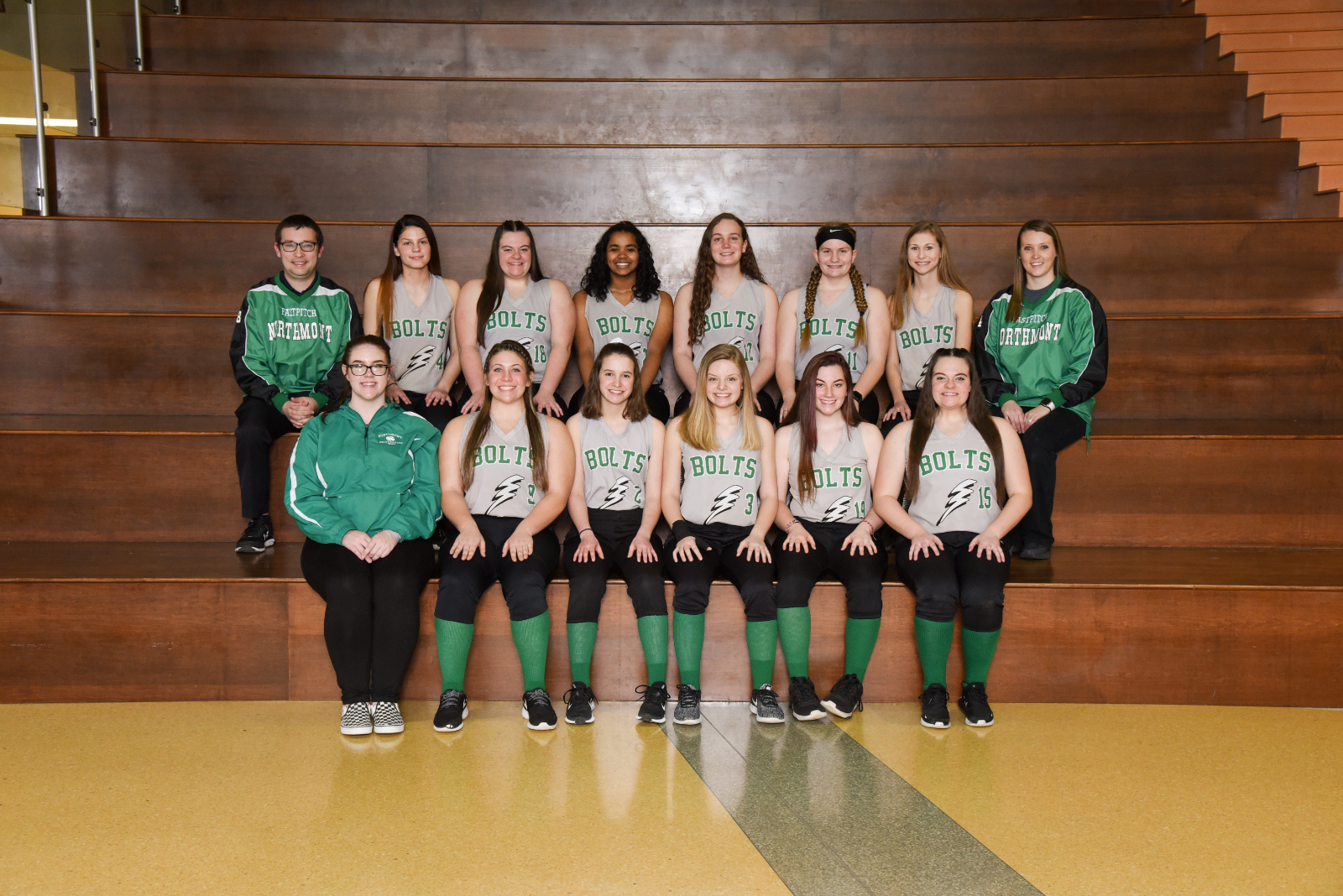 Getting to Know the NHS JV Softball Team