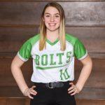 NHS Varsity Softball Player Highlights: Alissa Doss #10