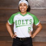 NHS Varsity Softball Player Highlights: Carmynn Bonner #8