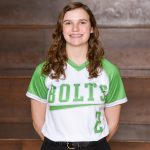 NHS Varsity Softball Player Highlights: Jen Bole #2
