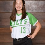NHS Varsity Softball Player Highlights: Maddie Gilvin #11