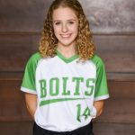 NHS Varsity Softball Player Highlights: Taylor Pendleton #14