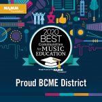 Northmont Band: 2020 Best Community