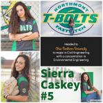 NHS Softball Senior Shoutouts: Sierra Caskey #5