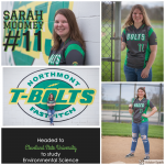 NHS Senior Softball Shoutouts: Sarah Moomey #11