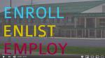 2020 Graduation Class Video – Enroll, Enlist, Employ