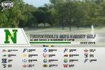 2020 Boys Golf Schedule