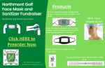 NGPA Face Mask and Sanitizer Fundraiser UPDATE:  Order Face Shields Now!