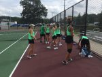 Tennis vs Fairmont Photo Gallery